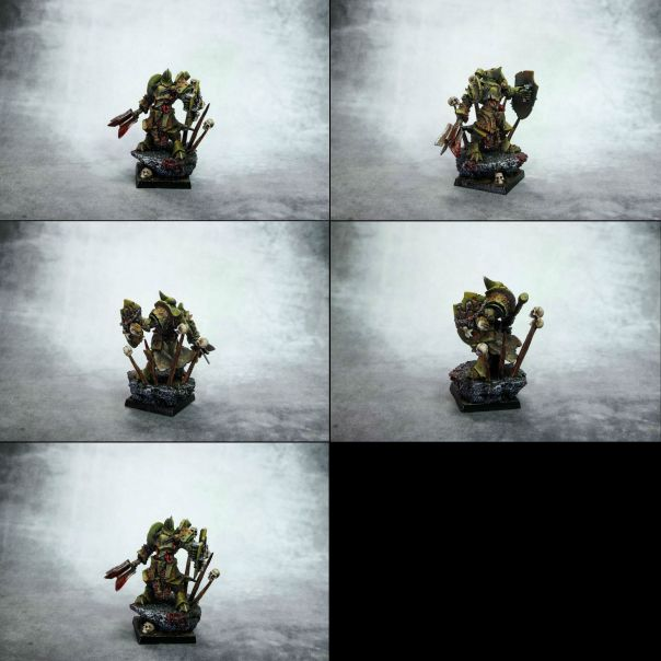 Avatars of War Lord of Pestilence