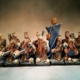 Scibor Moscal Dwarfs Display with Resin Bases