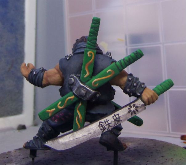 Ninja Maneater 2
