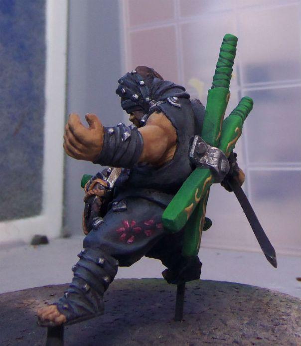 Ninja Maneater 3