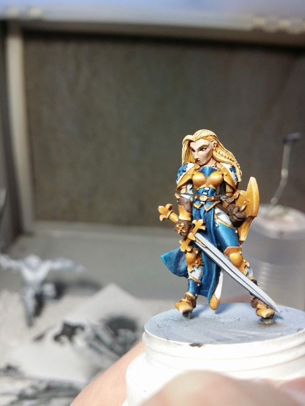 19 more nmm work and sword