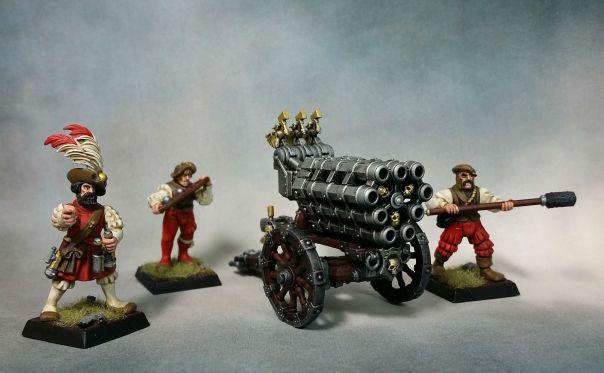 Hellblaster and crew