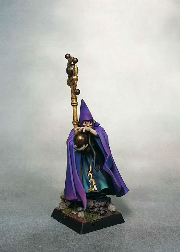 GW Empire Battle Wizard Standard Level 2 Base