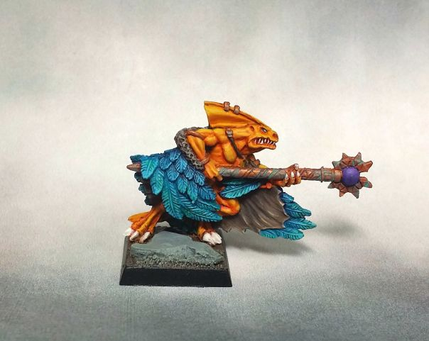 finished skink priest front