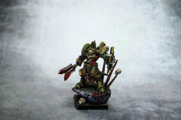 Nurgle Chaos Lord 1