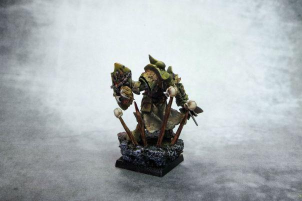 Nurgle Chaos Lord 3