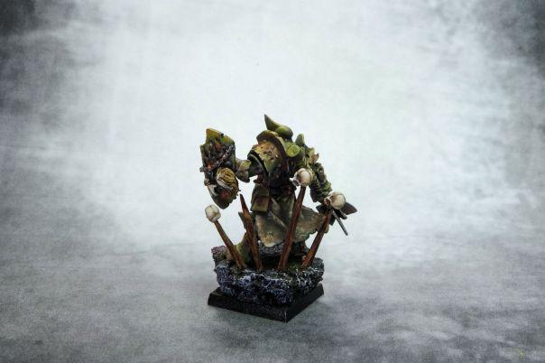Nurgle Chaos Lord 4