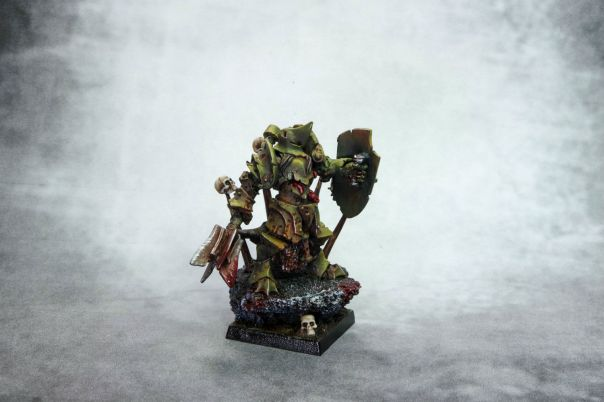 Nurgle Chaos Lord 5