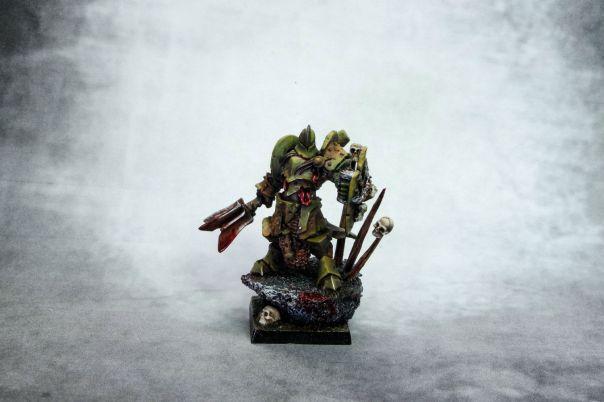 Nurgle Chaos Lord 6