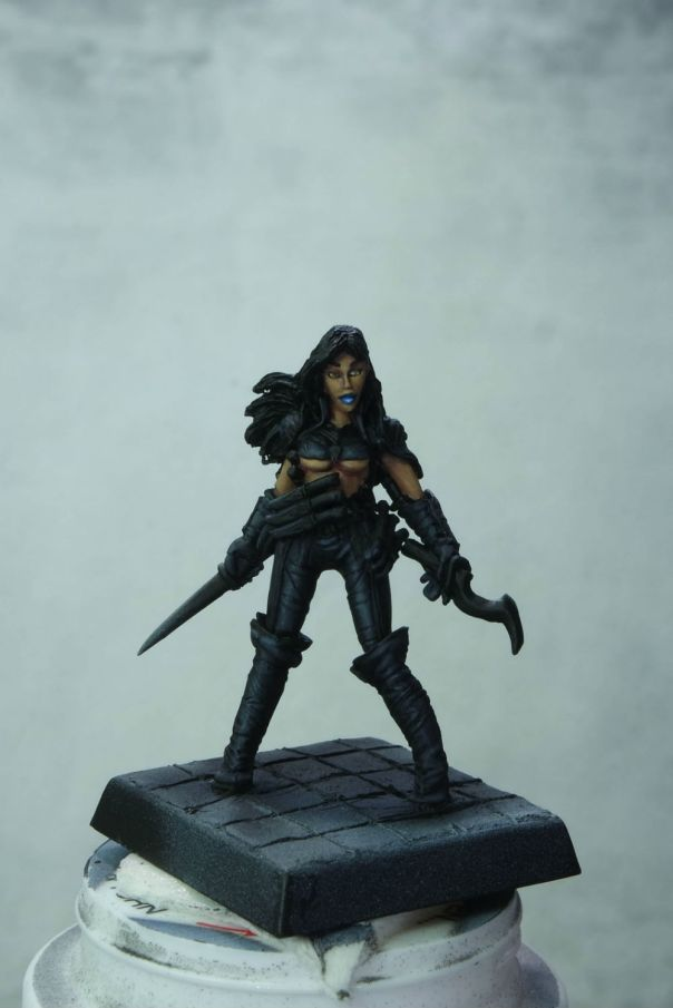 Cleric of Calistria commission WIP 2-25-15 front