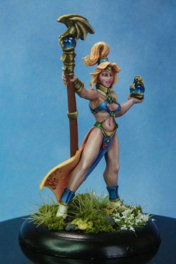 MGM Painting Reaper Tyree Spellsinger 04-15 Standard+++