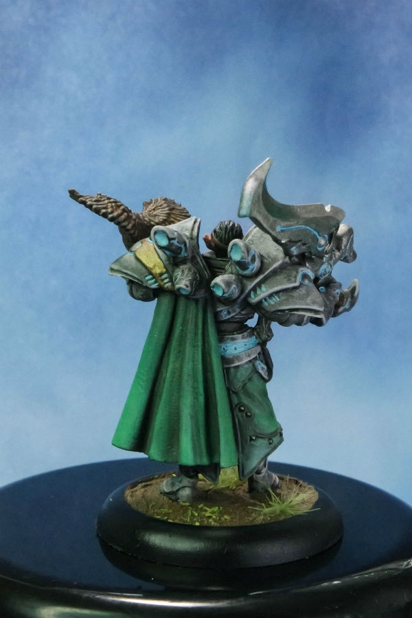 MGM Painting Retribution Dawnlord Vyros Standard
