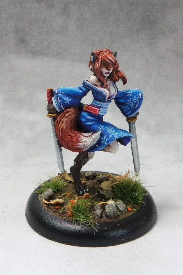 MGM Painting Bushido Kitsune A